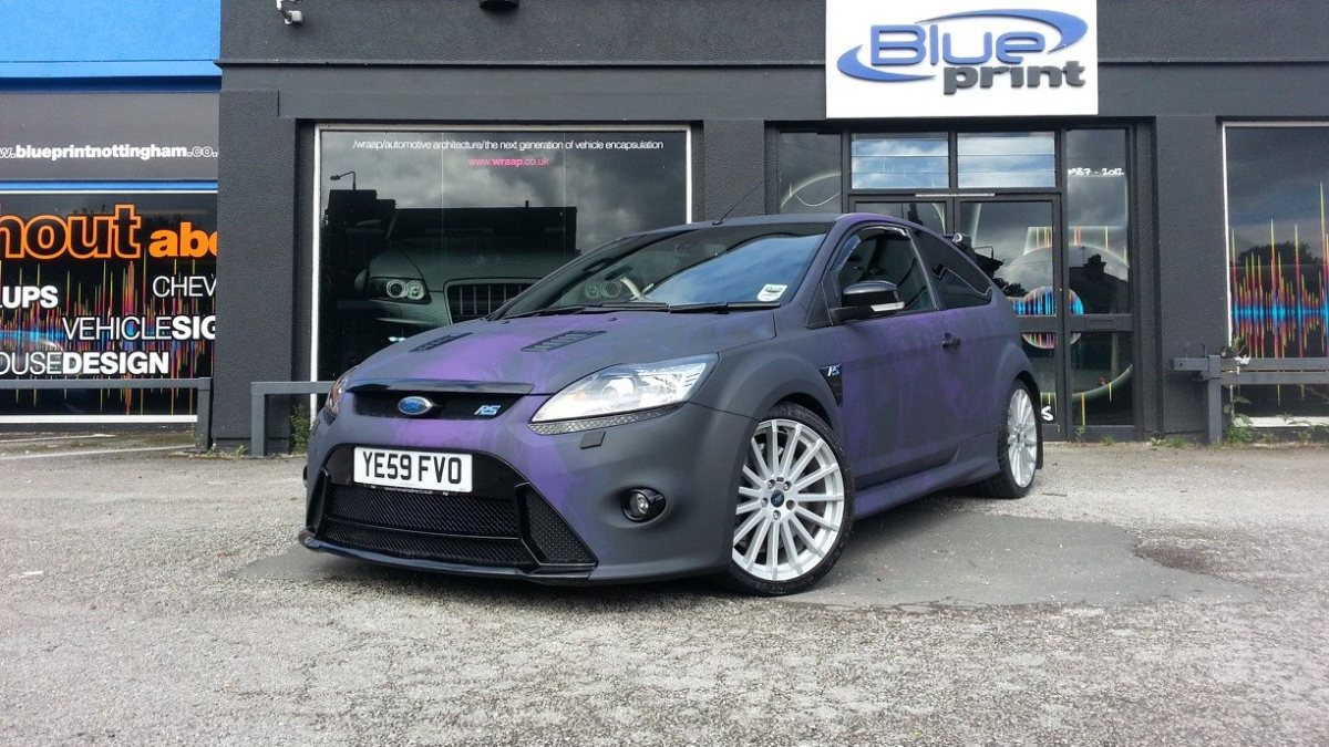 Blueprint nottingham zombie wrap on ford focus rs rs direct blueprint nottingham zombie wrap on ford focus rs rs direct specialist cars malvernweather Choice Image